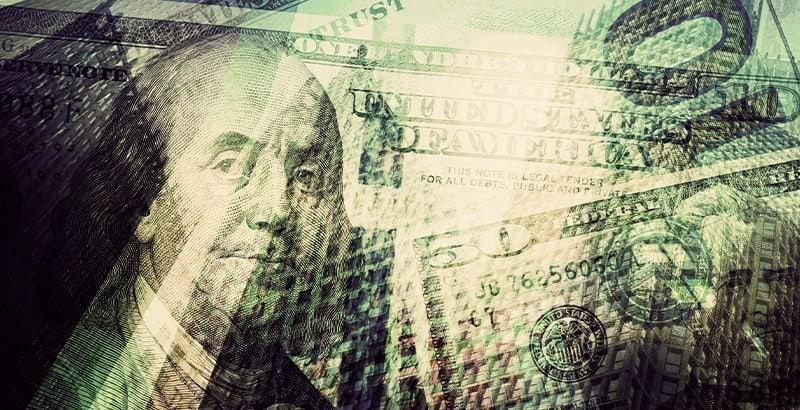 התחזקות הדולר